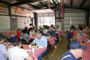 Pancake Breakfast at the Firehouse